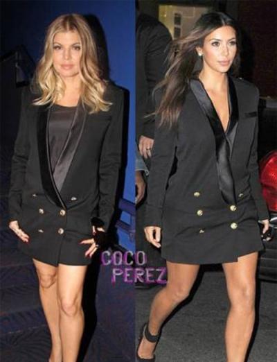 Kim Kardashian Copycat is Queen Steal Xtyle3