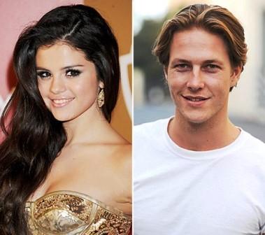 Selena Gomez new Boyfriend Luke Bracey