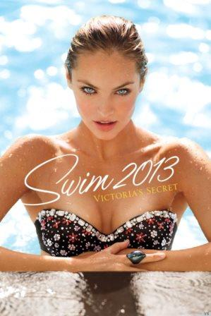 Victoria Secret Swim Cover Model Of 2013 Candice Swanepoel