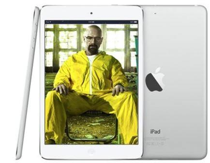 Bryan Cranston new iPad Air